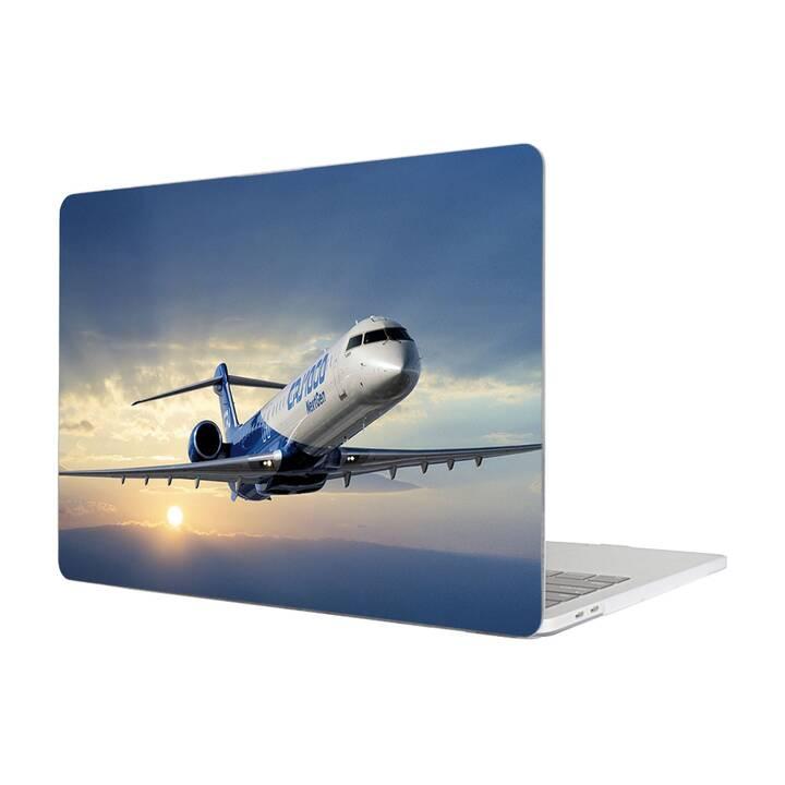 """EG MTT Housse pour MacBook Pro 15"""" Touchbar (2016 - 2018) - Avion"""