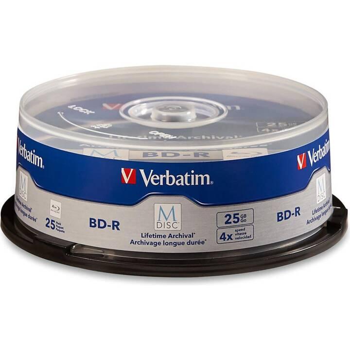 VERBATIM BD-R (25 Go)