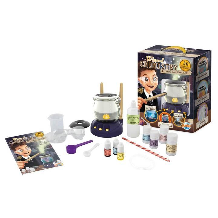 BUKI Wizard Chemistry Scatola di sperimentazione (Chimica)