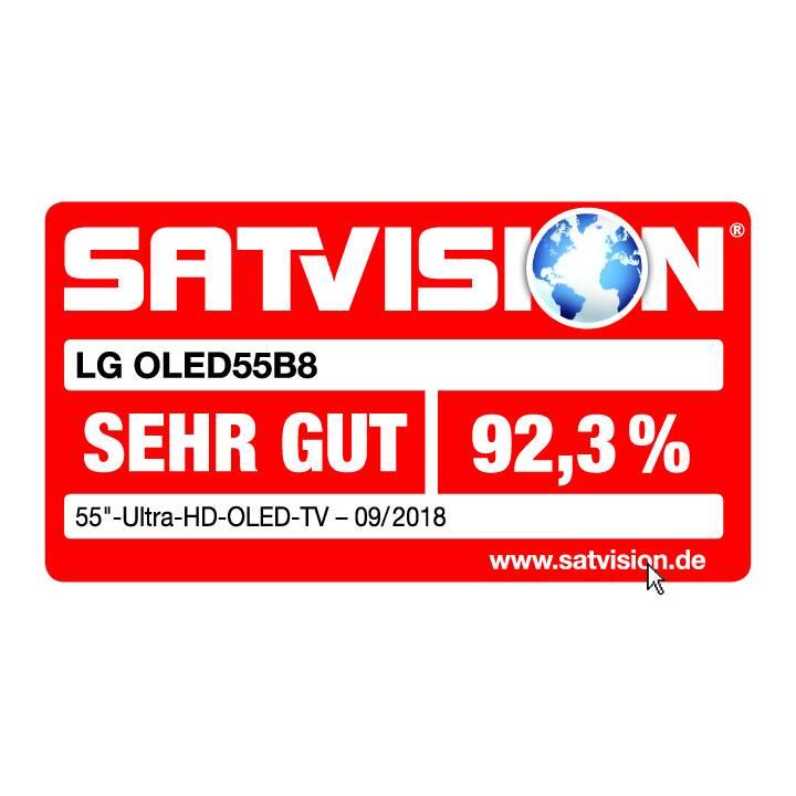 """LG OLED55B8PLA Smart TV (55"""", OLED, Ultra HD - 4K)"""