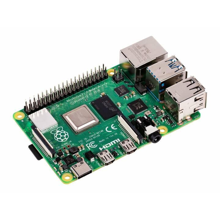RASPBERRY PI 4 Model B Board (ARM Cortex-A72)