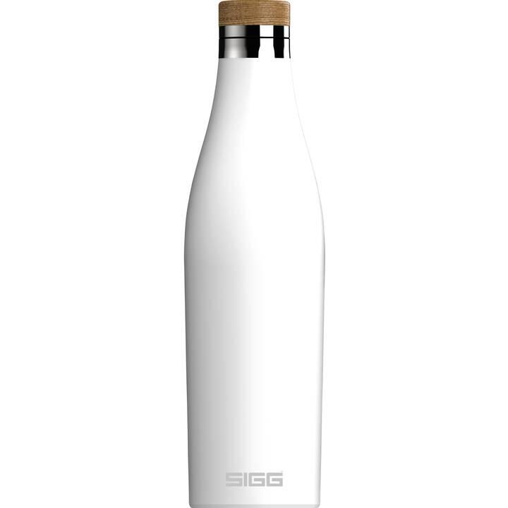 SIGG Trinkflasche Meridian (0.5 l, Weiss)