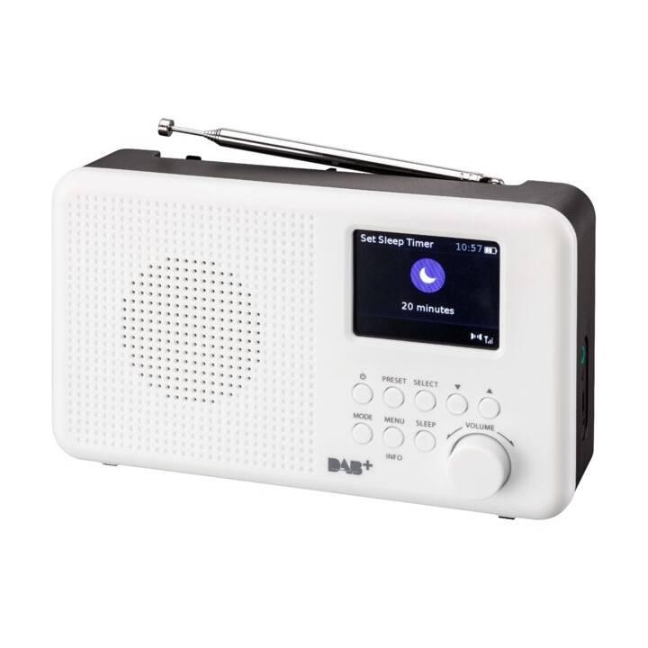 ICONNEX NE-2550 Radio digitale (Bianco)