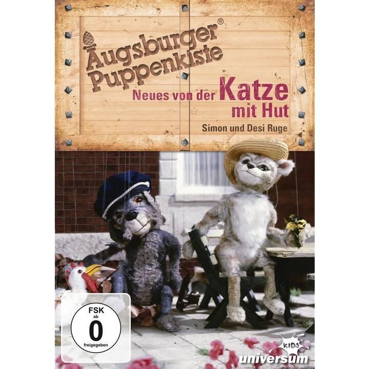 Augsburger Puppenkiste - Neues von der Katze mit Hut (DE)