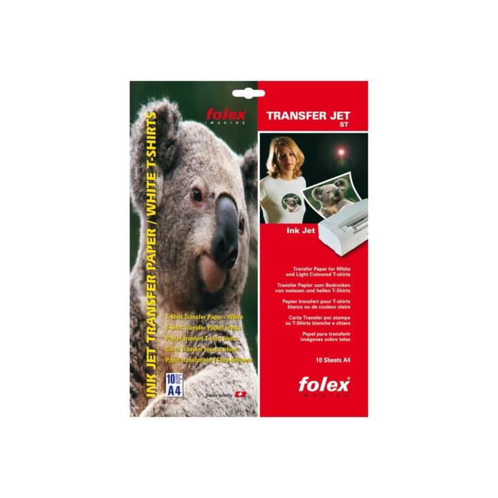 FOLEX film A4 in ferro su film A4