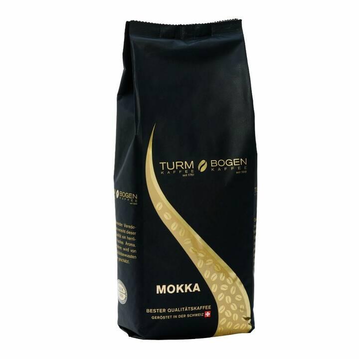 TURM KAFFEE Caffè in grani Caffè crema Mokka (1 kg)
