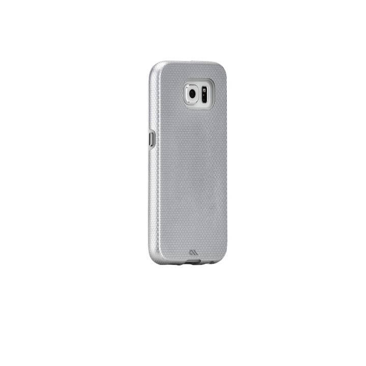 CASE-MATE Backcover (Galaxy S6, Metallic, Silber)