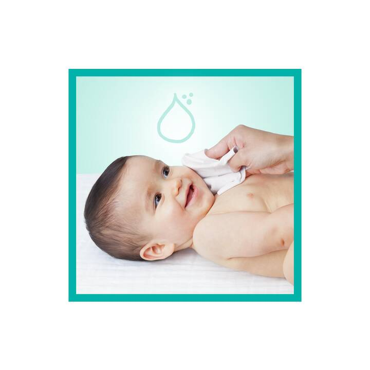 PAMPERS Coco Pure (3 x 42 pièce)