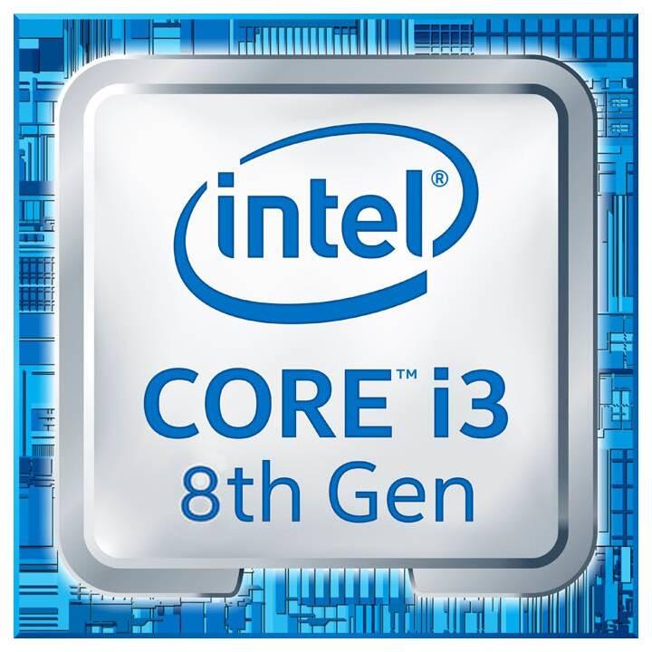 INTEL Core i3-8300, 3.7 GHz
