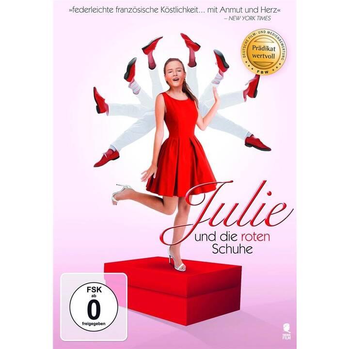Julie und die roten Schuhe (DE, FR)