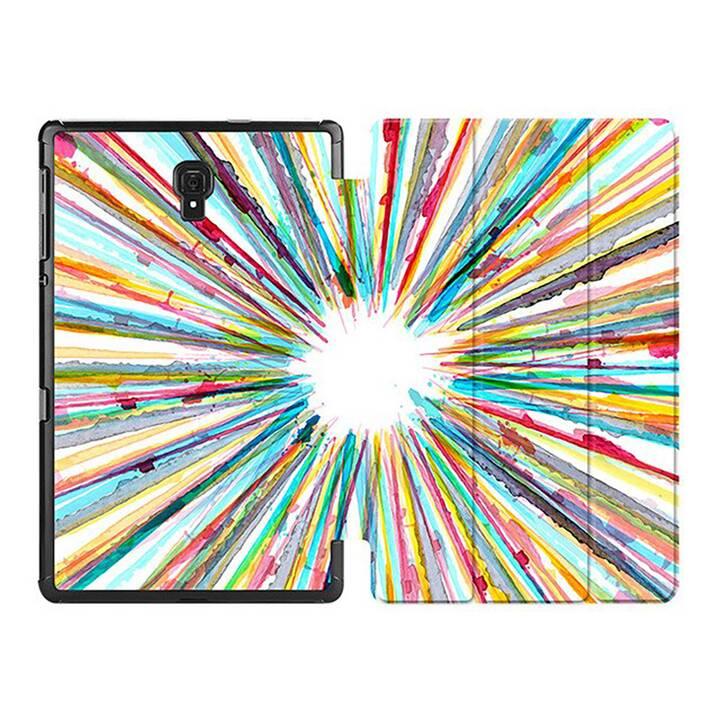 """EG MTT Etui pour Samsung Galaxy S6 10.5"""" 2019 - Coloré"""