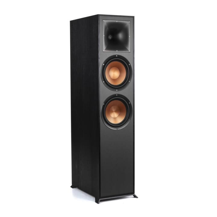 KLIPSCH R-820F (150 W, Standlautsprecher, Schwarz)