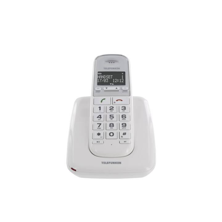 TELEFUNKEN TD 301 PILLOW (Bianco)