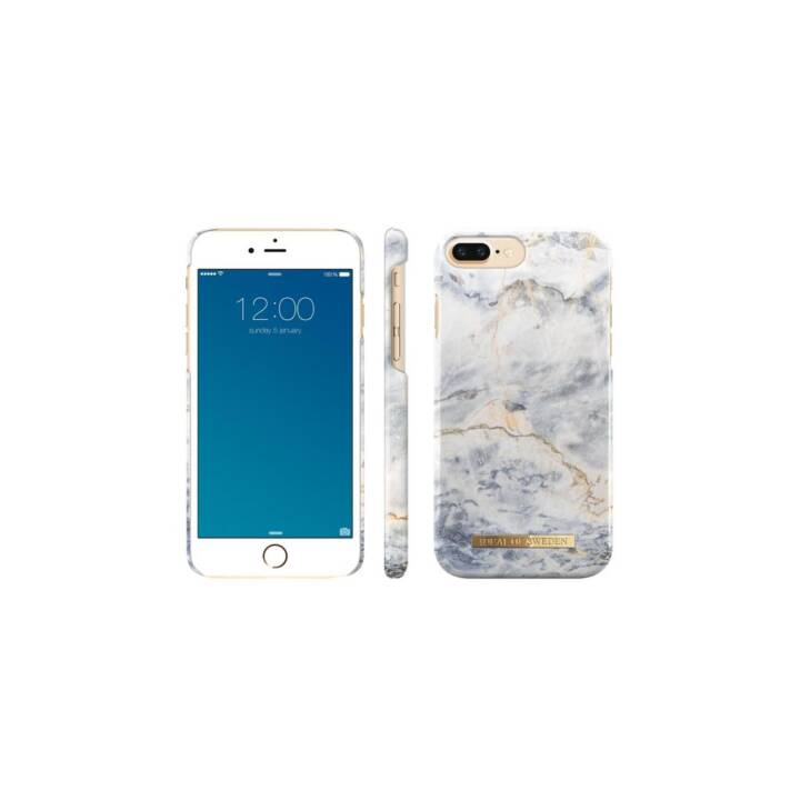 IDEAL OF SWEDEN Backcover Ocean Marble (iPhone 7 Plus, Mehrfarbig)