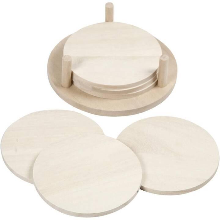 Dessous de verre CREATIV COMPANY, 9,5 cm