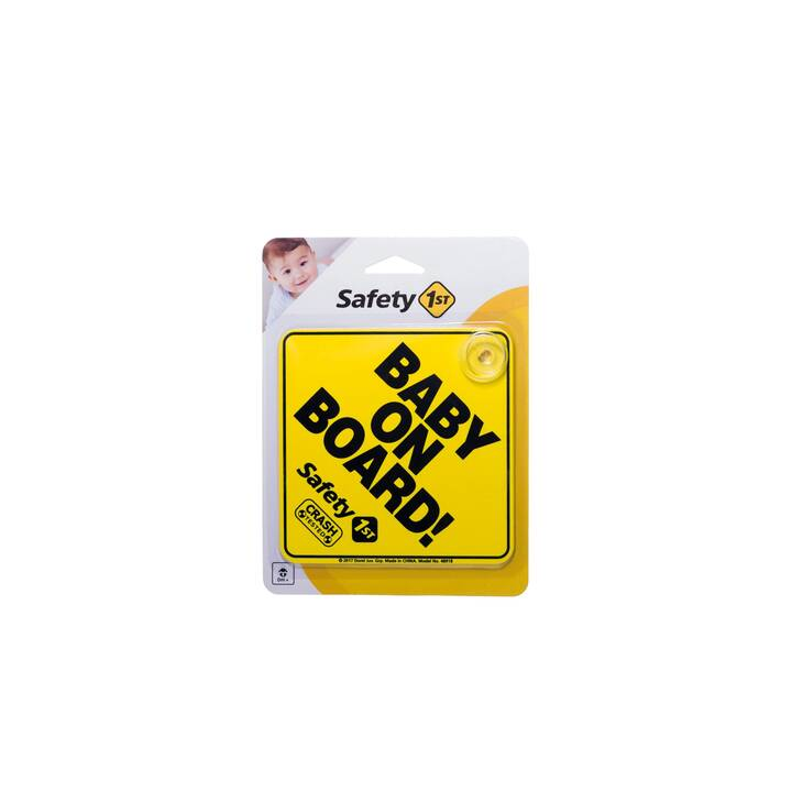 SAFETY 1ST Signe véhicule Baby on board