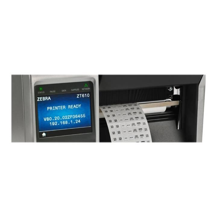 ZEBRA TECHNOLOGIES ZT610 Imprimante d'étiquettes