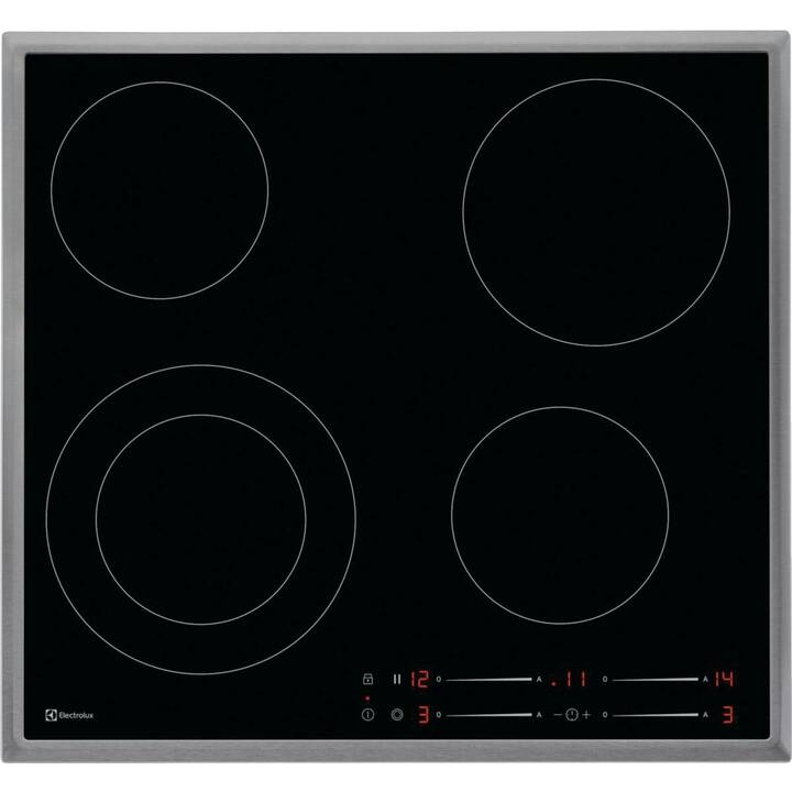 ELECTROLUX Piano di cottura / Piastra GK56TSCN (400 V)