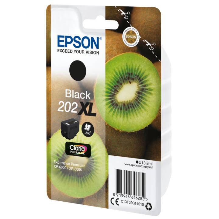 EPSON 202 XL Black