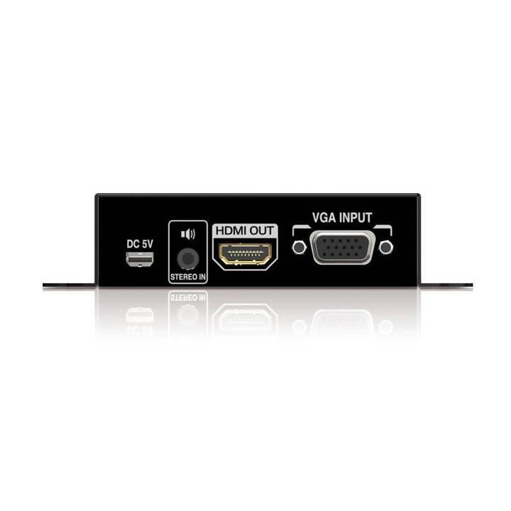 PURELINK PureTools Convertisseur vidéo (VGA, Jack 3.5 mm, USB 3.0)