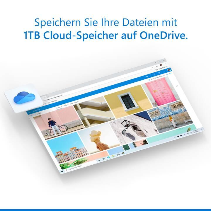 MICROSOFT Office Home & Student 2019 (Vollversion, 1x, Deutsch)