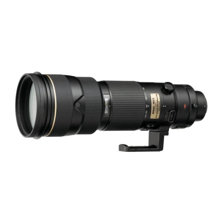 NIKON Zoom-Nikkor Obiettivo zoom teleobiettivo 200 mm - 400 mm f/4,0
