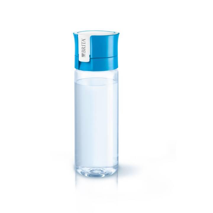 BRITA Fill&Go Wasserfilter (Blau, Transparent)