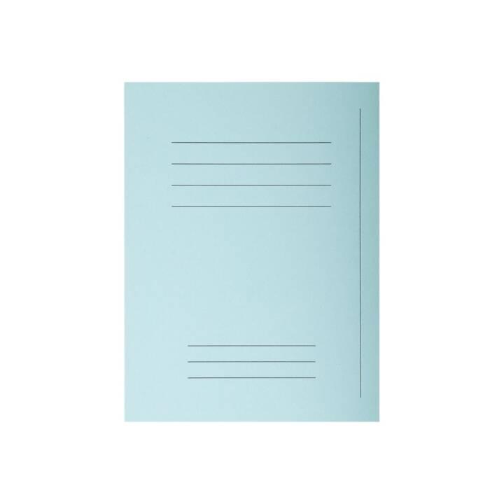 Copertina file EXACOMPTA A4 blu chiaro 50 pezzi