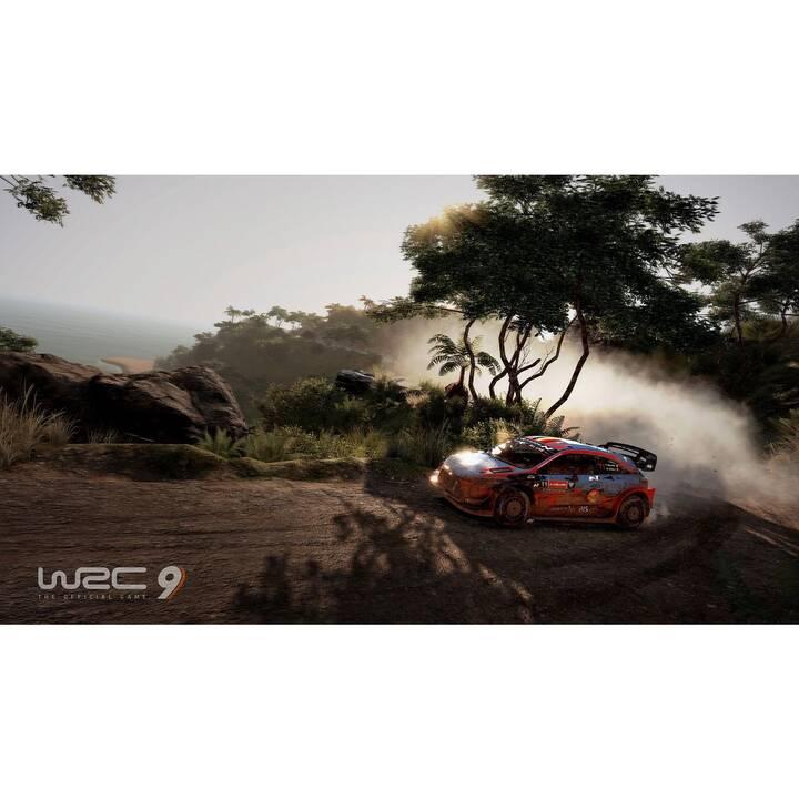 WRC 9 (IT, FR, EN, DE)