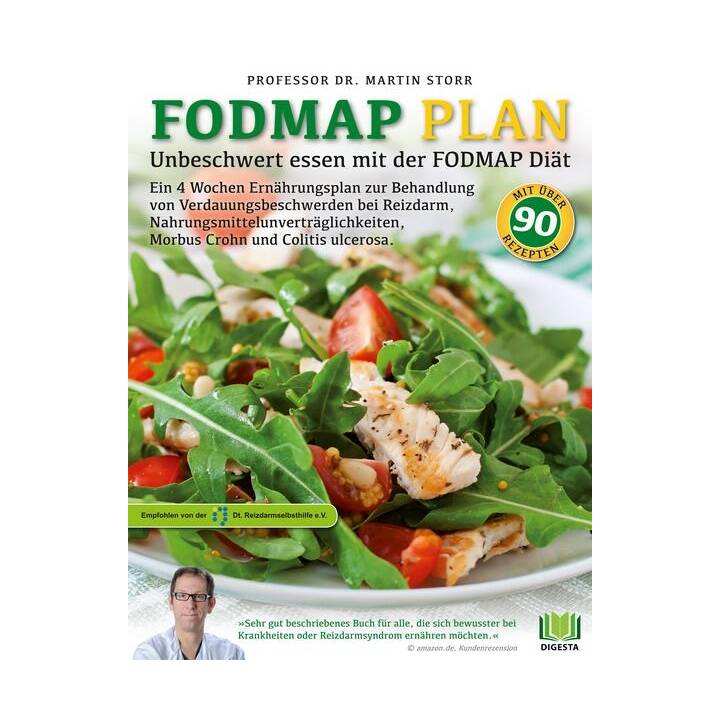 Der Foodmap Plan