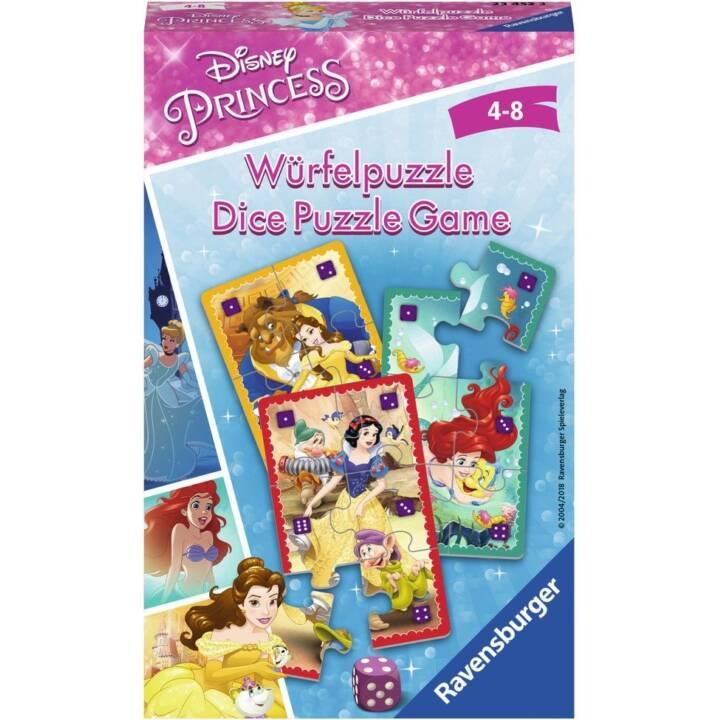 RAVENSBURGER Disney Princess (Tedesco, Inglese, Francese, Italiano, Spagnolo)