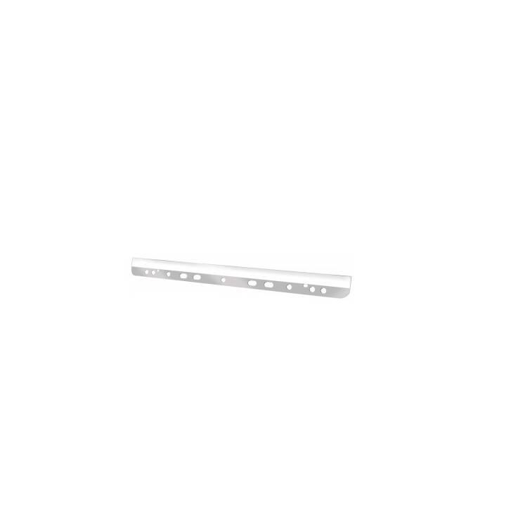 Q-CONNECT Pressino fermafogli (Bianco, A4, 50 pezzo)