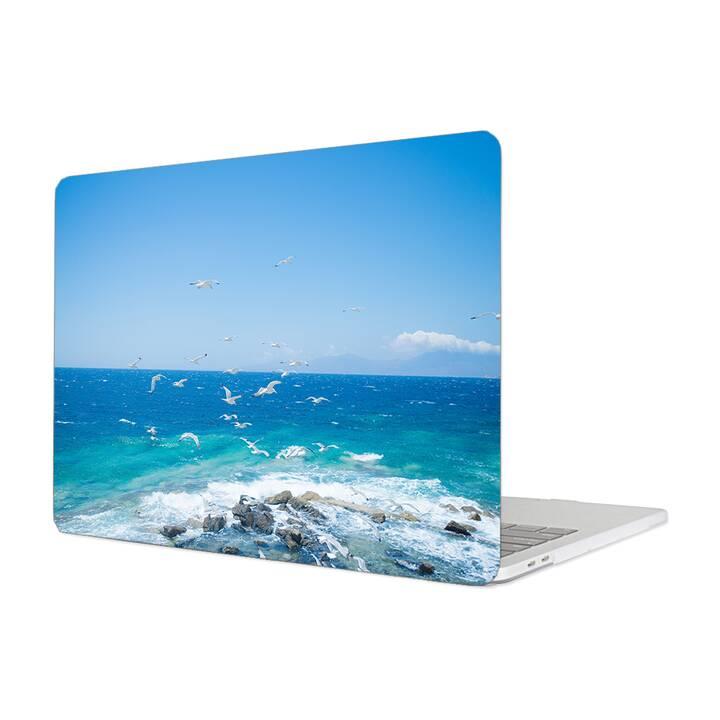 """EG MTT Étui pour Macbook Air 11"""" (2010/2011 - 2014/2015) - Plage"""