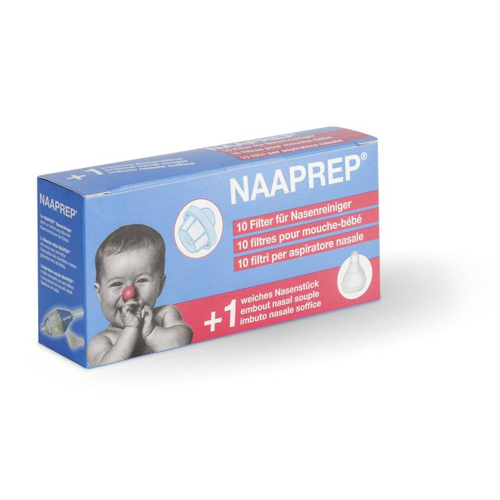 NAAPREP Ersatzteile-Set