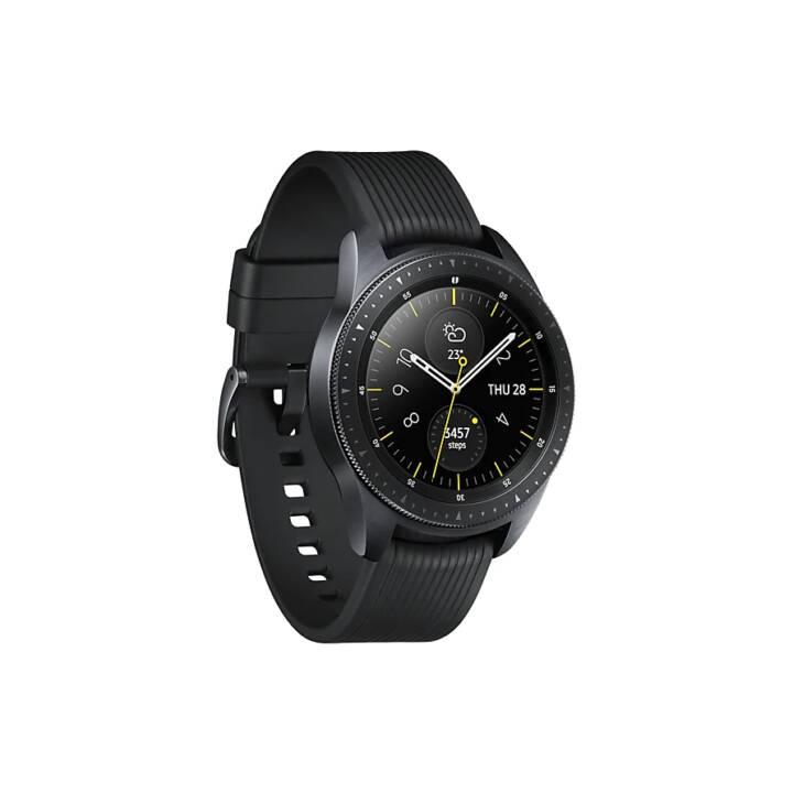 SAMSUNG Galaxy Watch Midnight Black (41.9 mm, Kunststoff)