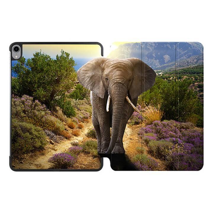 """EG MTT iPad Hülle für Apple iPad Pro 2018 11"""" - Elefant"""