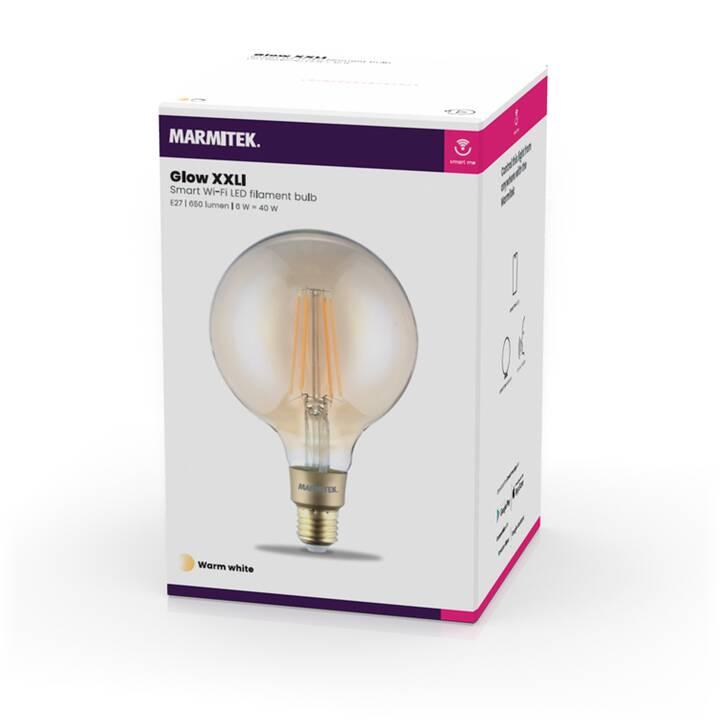 MARMITEK LED Birne Smart  (E27, 6 W)