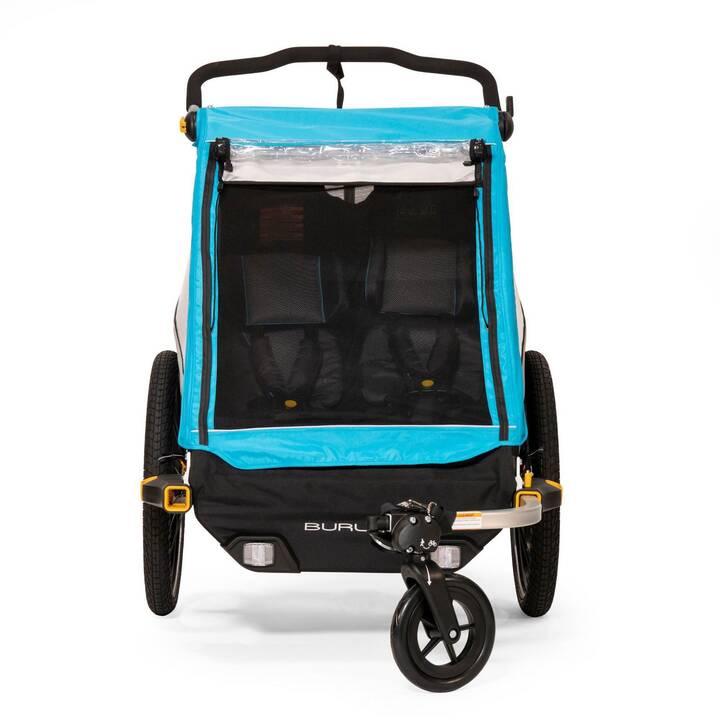 BURLEY Rimorchio per biciclette per bambini   DLite X