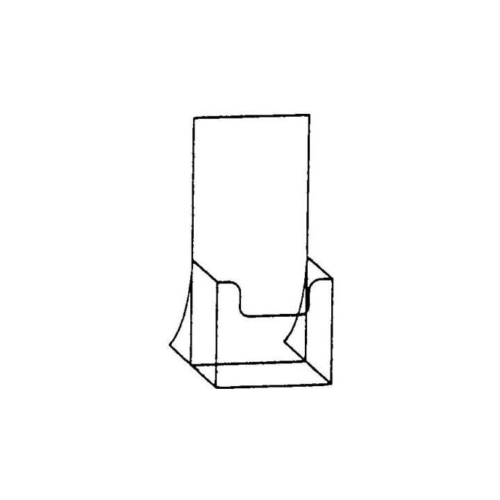 SEM Prospekt-Dispenser, 1/3 A4, Transparent