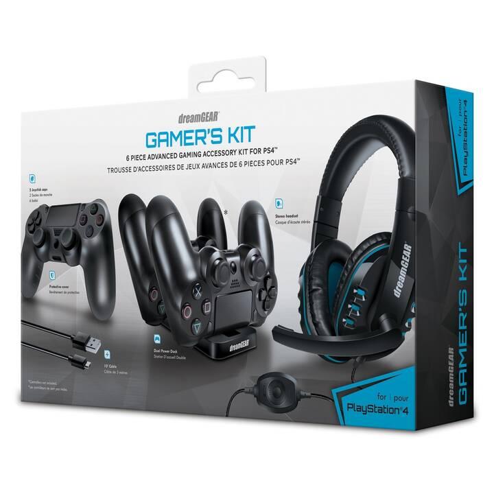 DREAMGEAR Cuffia da gioco Advanced Game Kit (Over-Ear)