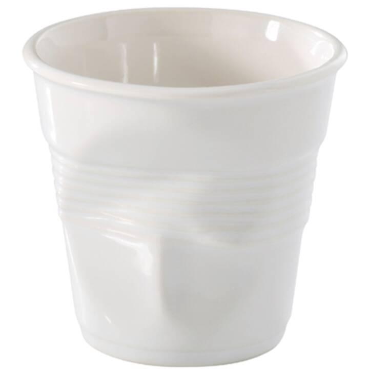 REVOL tazza di caffè crumple, 12cl