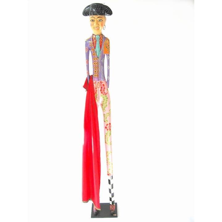 TOM'S DRAG Figura decorativa José (Multicolore)