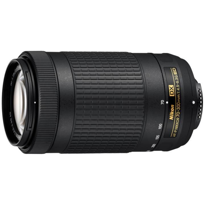 NIKON Nikkor AF-P DX 70-300mm f/4.5-6.3 G ED (Import)
