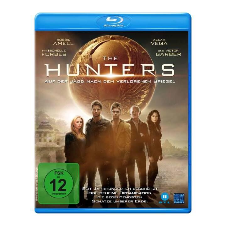 The Hunters - Auf der Jagd nach dem verlorenen Spiegel (DE, EN)
