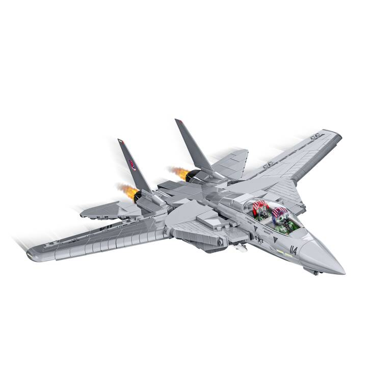 JAZWARES TOP GUN F-14 Tomcat (715 x)