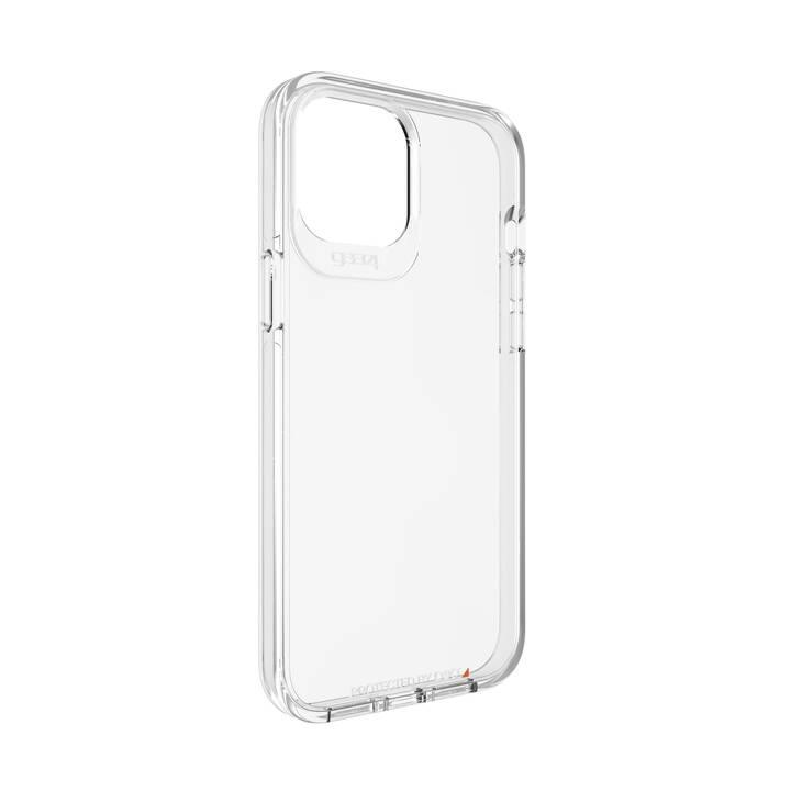 GEAR4 Backcover Crystal Palace (iPhone 12 Pro Max, Antibactérien, Transparent)