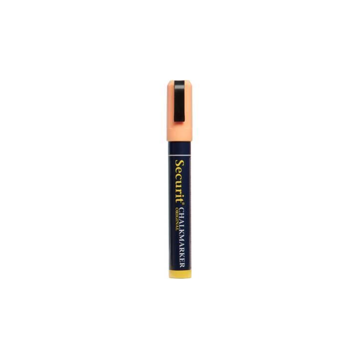 SECURIT Kreidemarker SMA510-OR (Orange, 1 Stück)