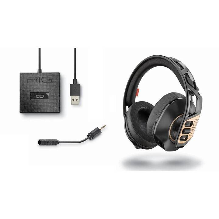 PLANTRONICS RIG 700HD (Over-Ear, Carbon)