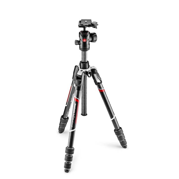 MANFROTTO Befree Advanced Trépied (Carbone)
