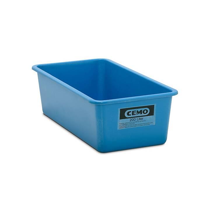 CEMO Grossbehälter (Blau)